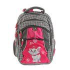 Рюкзак школьный эргономичная спинка 38*28*14см Erich Krause Disney Cat Marie