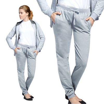 Брюки женские StanJumpWomen, размер 42, цвет серый меланж 260 г/м 62W