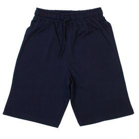 Шорты для мальчика, рост 134 см, цвет тёмно-синий CAJ 7435