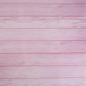 Фотофон «Розовые доски», 70 х 100 см, бумага 130 г