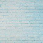 Фотофон «Голубой кирпич», 70 х 100 см, бумага 130 г