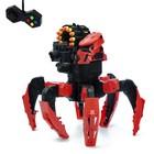"""Робот радиоуправляемый """"Галактический паук"""", стреляет мягкими пулями"""