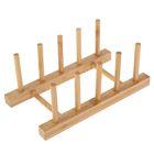 Подставка для досок  22 х12 х 8,6 см, бамбук