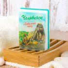 """Натуральное мыло ручной работы с картинкой """"Челябинск"""", 100 гр."""