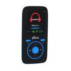 MP3 плеер RITMIX RF-4450 4Gb, дисплей, AMV/JPG/TXT, FM, диктофон, card slot, черно-синий