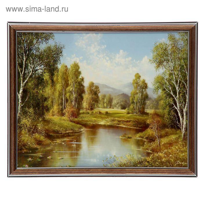 """Картина """" Природа"""" 31*38 см"""