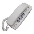 Телефон Ritmix RT-100, проводной, регулятор уровня громкости, серый