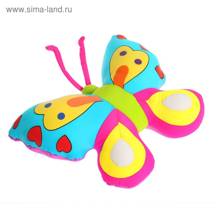 "Мягкая игрушка-антистресс ""Бабочка"", цвета МИКС"