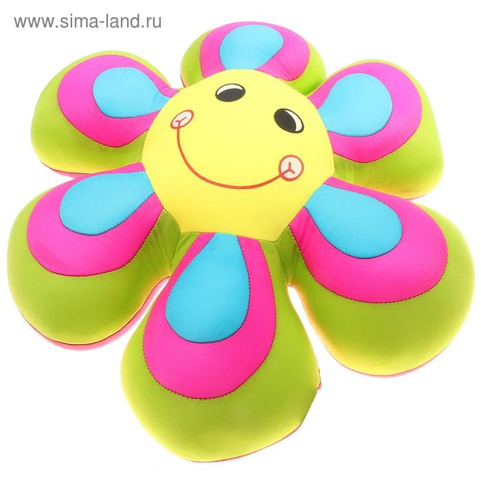 """Мягкая игрушка-антистресс """"Солнышко с лучиками"""" улыбается"""