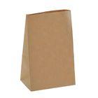 Пакет крафт без печати, 29 х 18 х 12 см