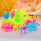 """Кольцо детское """"Для принцессы"""", цвет микс, форма микс"""