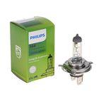 Лампа автомобильная Philips, LongLife EcoVision, H4, 12 В, 60/55 Вт, P43t-38