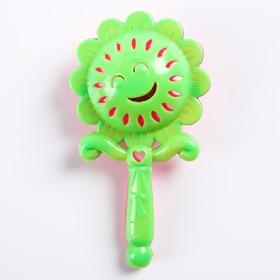 Погремушка «Солнышко», цвета МИКС