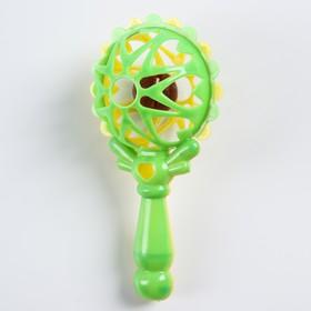 Погремушка «Звёздочка», цвета МИКС
