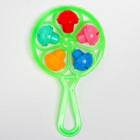 Погремушка «Колокольчики», цвета МИКС