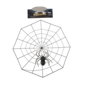 """Прикол """"Паутина"""" с пауком"""