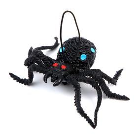 "Прикол резиновый паук ""Скакун"""