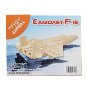 """Конструктор """"Самолет F15"""""""