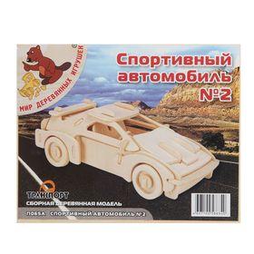 """Конструктор """"Спортивный автомобиль №2"""""""