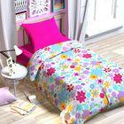 """Постельное бельё """"Этелька"""" Цветные сны 143х215 см, 150х214 см, 70х70 см, поплин"""