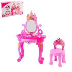 """Игровой модуль """"Милая принцесса"""" с зеркалом и троном"""