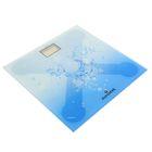 Весы напольные EuroStek ЕВS-2601, электронные, до 180 кг, LCD-дисплей