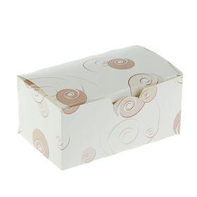 Упаковка для продуктов, с рисунком, 15 х 9 х 7 см Ош