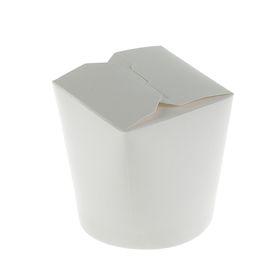 Коробка для лапши, «ВОК» 8,8 х 9,2 см, 0,5 л Ош