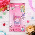 Набор косметики для девочки блеск для губ 4,5 гр, кисть
