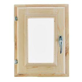 Окно (хвоя) 40х30см, двойное стекло,