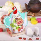"""Домик для чайных пакетиков """"Любимой бабушке"""""""