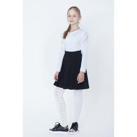Джемпер для девочки, рост 146 см, цвет белый CAJ 61636