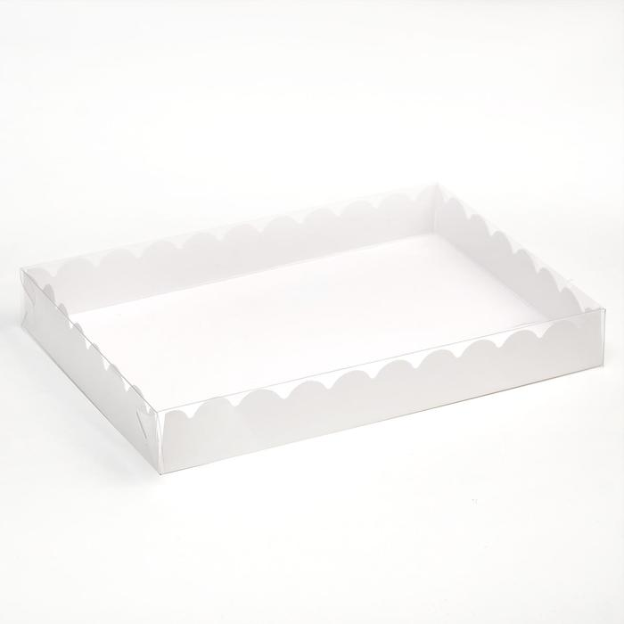 Коробочка для печенья 22 х 15 х 3 см