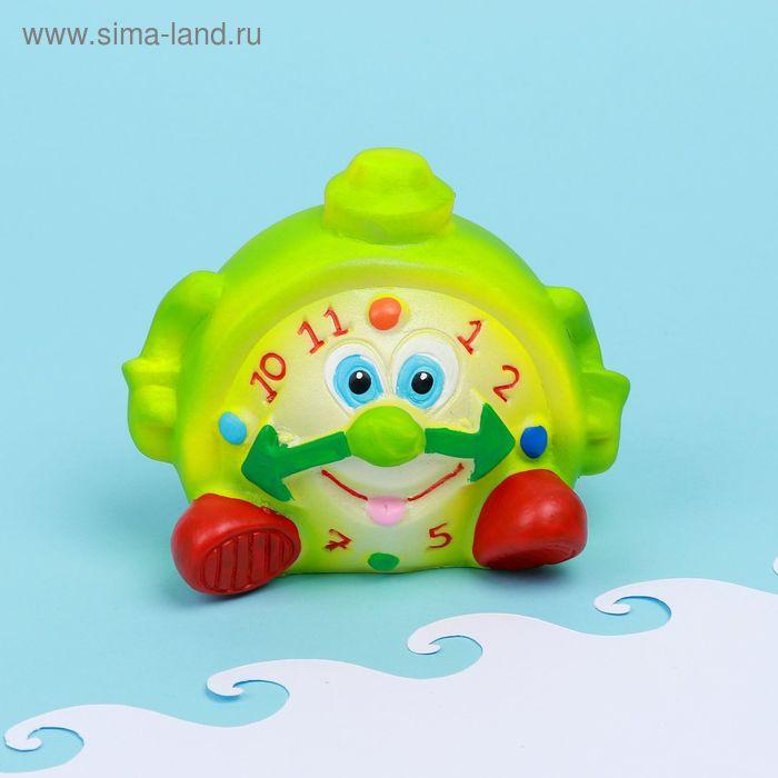 """Резиновая игрушка """"Будильник"""" СИ-631"""