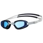 Очки для плавания юниорские Junior Micra Multi II, цвет чёрный