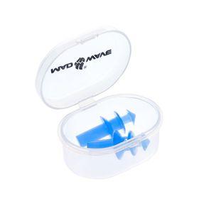Беруши плунжерные Ear plugs, цвет голубой Ош