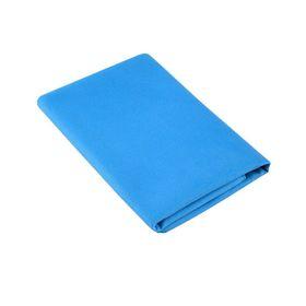 Полотенце из микрофибры Microfibre Towel, 40x80 см, цвет голубой Ош