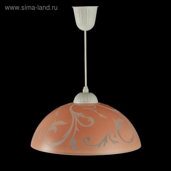"Светильник  Колпак ""Асти"" 1 лампа E27 40Вт     д.300"
