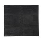 Коврик противовибрационный, 62х55 см, цвет черный