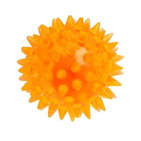 Мяч световой 'Ёжик', цвета МИКС Ош