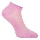 Носки женские Fw-11-S-3 цвет розовый, р-р 23-25