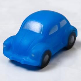 Игрушка-пищалка для ванны «Машинка», цвета МИКС Ош
