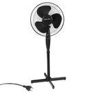 Вентилятор KomfortMax 1161-1162, напольный, 45 Вт, 3 режима, таймер, МИКС