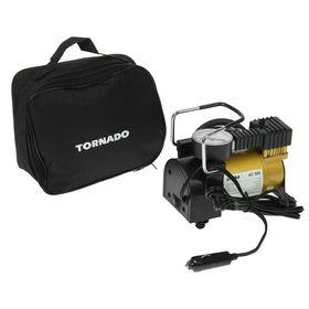 Компрессор TORNADO, в прикуриватель, 110 Вт, 35 л/мин