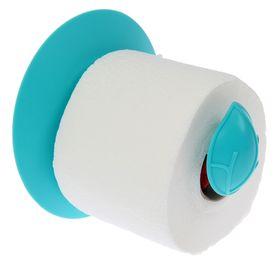 Держатель для туалетной бумаги Есо, цвет бирюза Ош