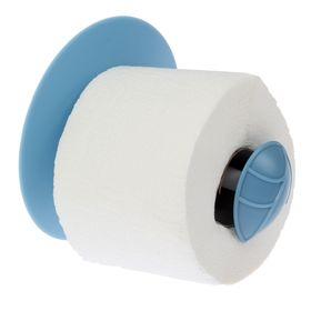 Держатель для туалетной бумаги Есо, цвет васильковый Ош