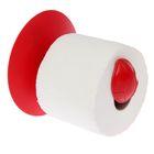 Держатель для туалетной бумаги Есо, цвет роза