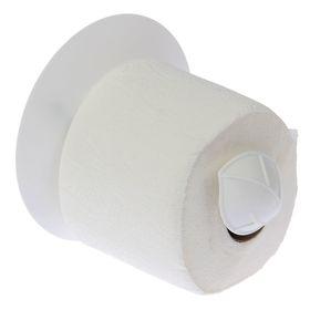 Держатель для туалетной бумаги Есо, цвет снежно-белый Ош