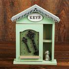 Ключи от дома и пёсик
