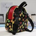 Рюкзак детский РД-6, 23*8*27, отдел на молнии, н/карман, красный